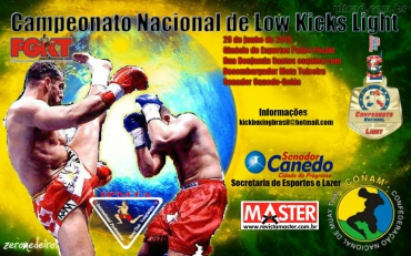 Brazil IPMTA National Championship (Low Kick)